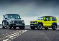 Meet TG mag's Apocalypse Survival Tools of the Year: Mercedes-AMG G63 and Suzuki Jimny